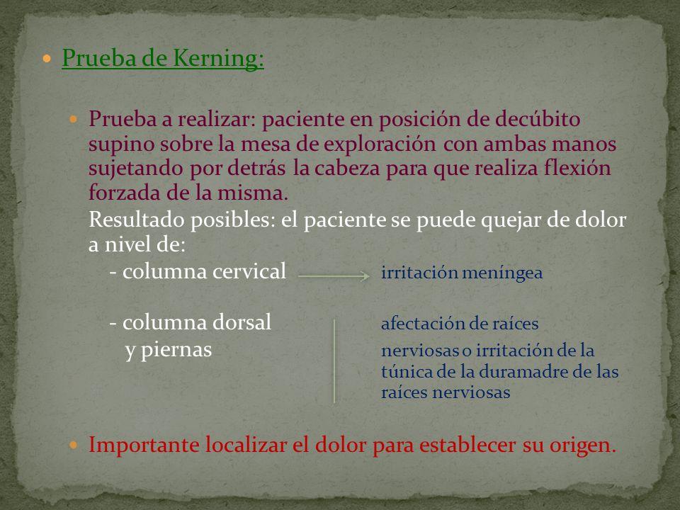 Prueba de Kerning: