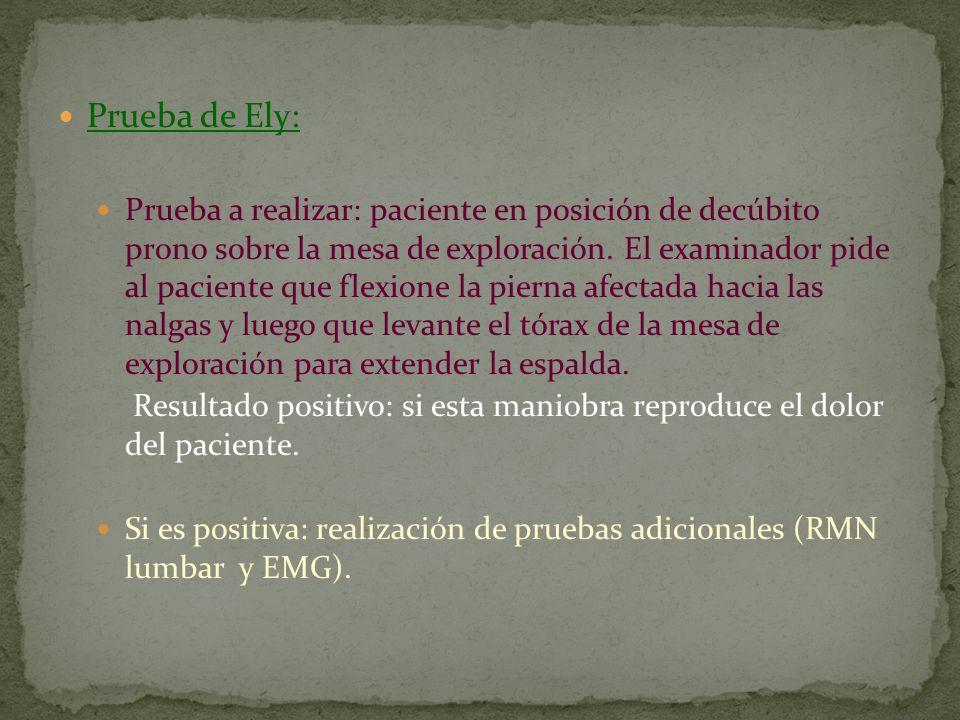 Prueba de Ely: