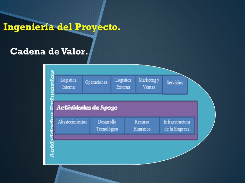 Ingeniería del Proyecto.