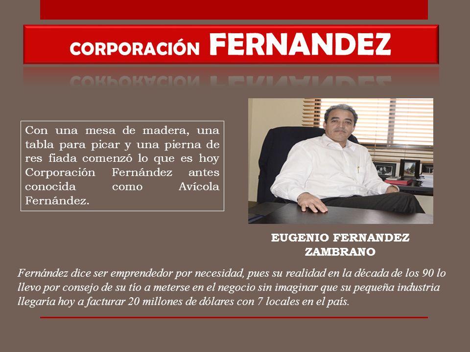 CORPORACIÓN FERNANDEZ