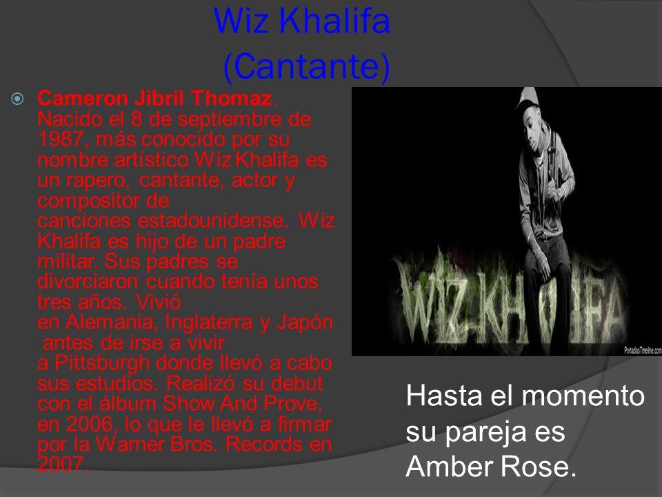 Wiz Khalifa (Cantante)