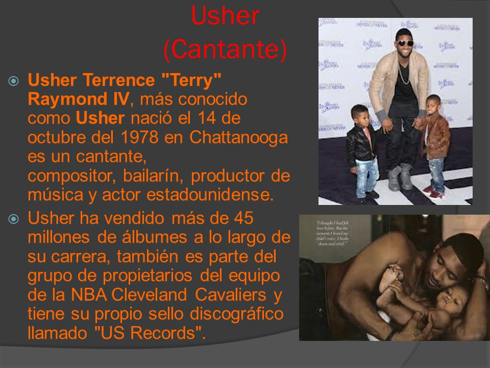 Usher (Cantante)