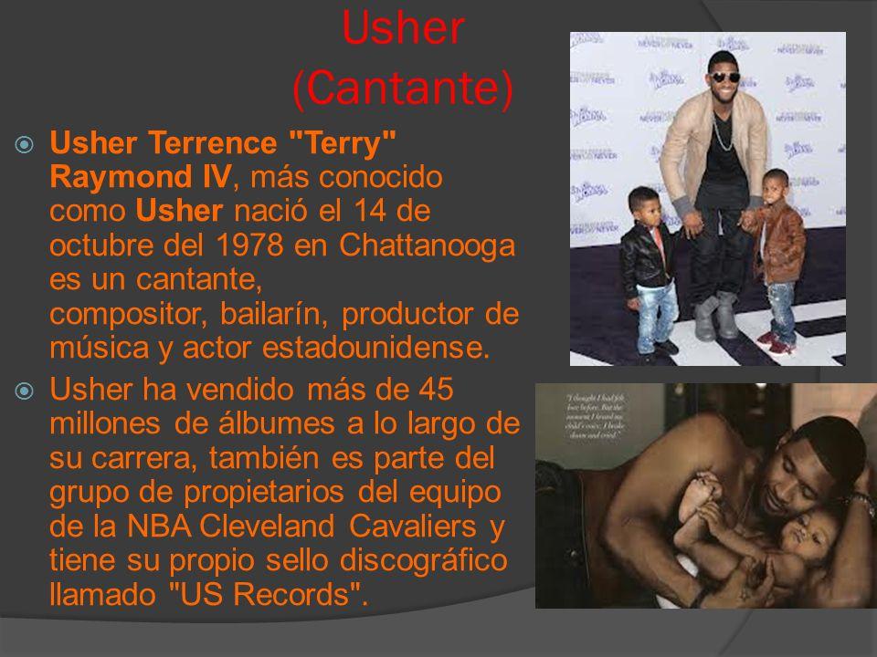 Usher (Cantante)
