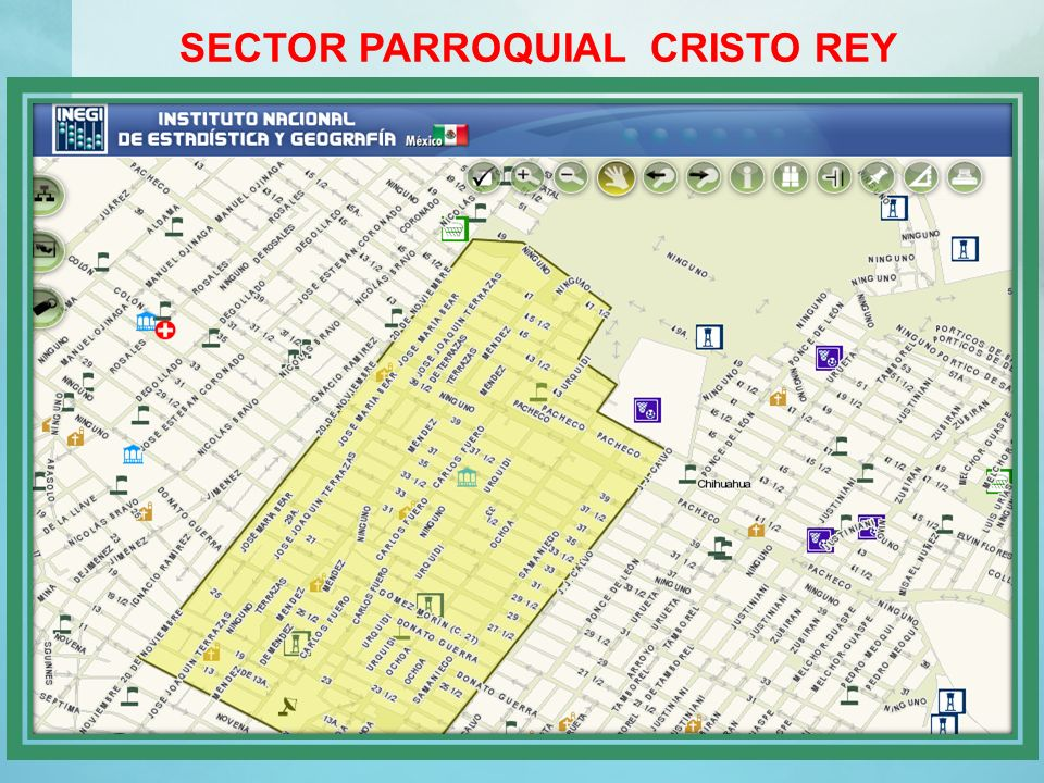 SECTOR PARROQUIAL CRISTO REY