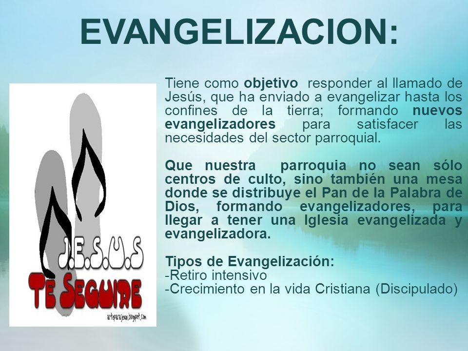 EVANGELIZACION: