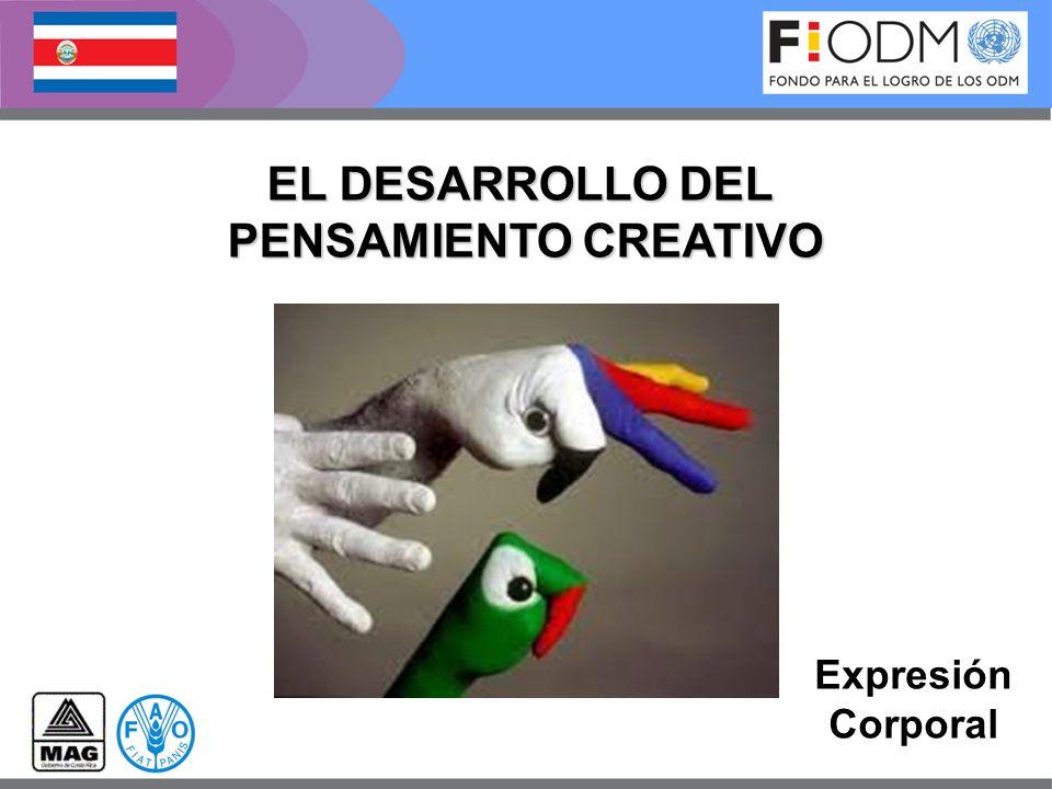EL DESARROLLO DEL PENSAMIENTO CREATIVO