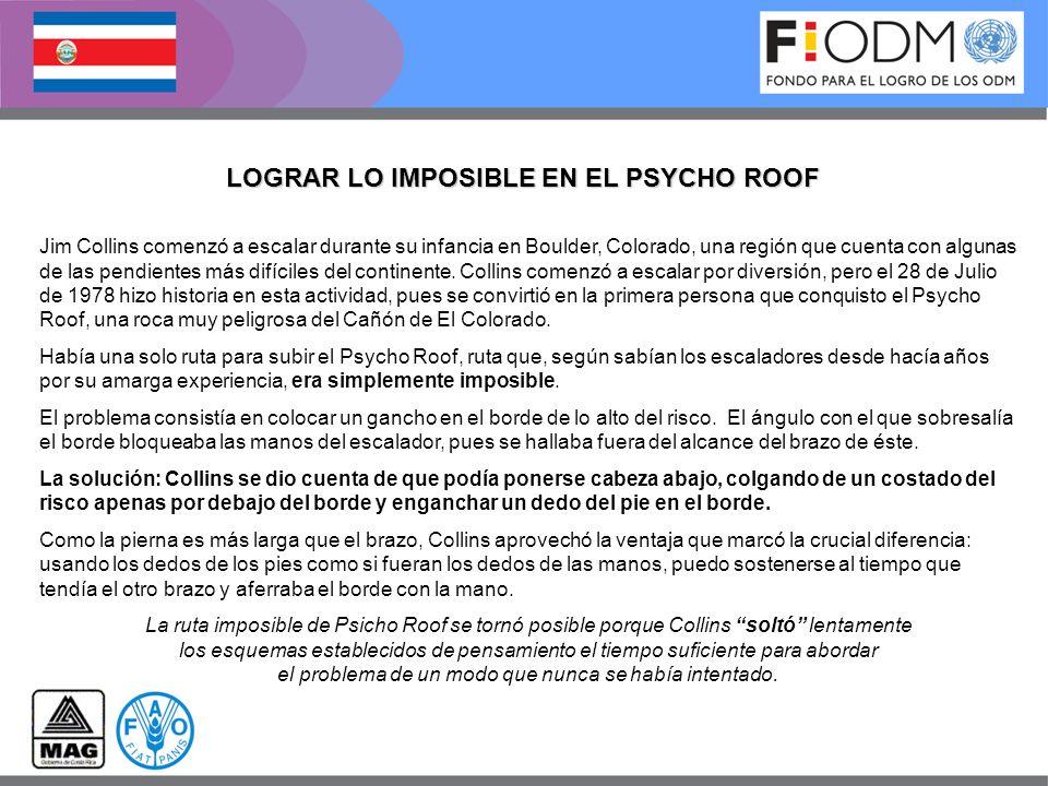 LOGRAR LO IMPOSIBLE EN EL PSYCHO ROOF