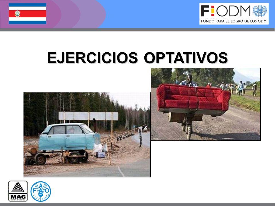 EJERCICIOS OPTATIVOS