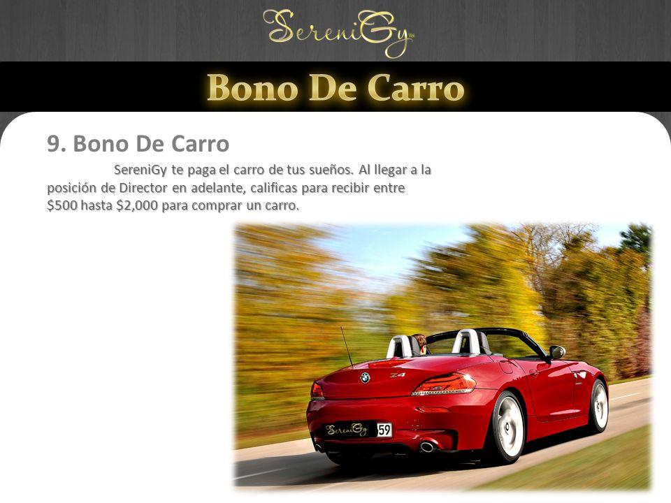Bono De Carro 9. Bono De Carro