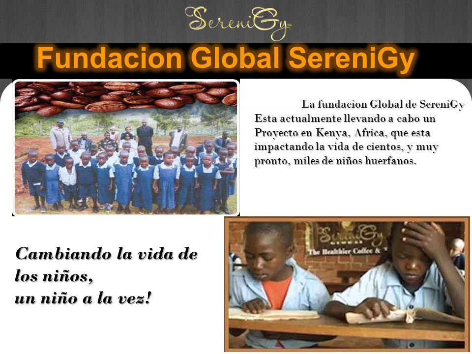 Fundacion Global SereniGy