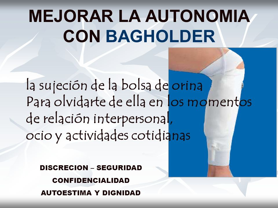 MEJORAR LA AUTONOMIA CON BAGHOLDER