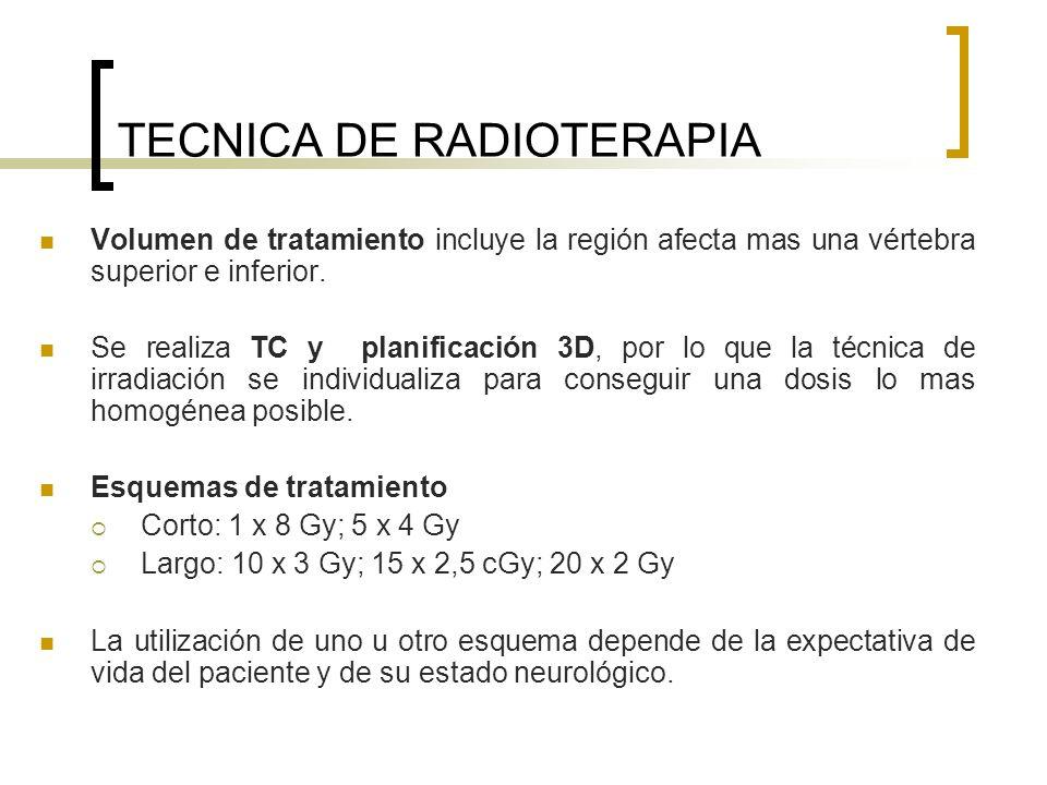 TECNICA DE RADIOTERAPIA