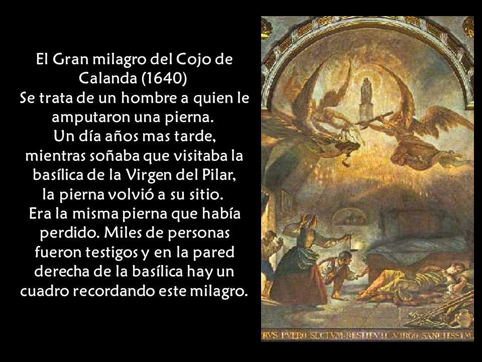 El Gran milagro del Cojo de Calanda (1640)