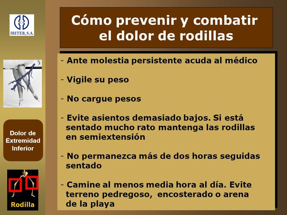 Cómo prevenir y combatir