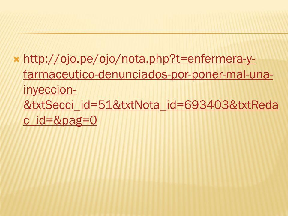 http://ojo. pe/ojo/nota. php