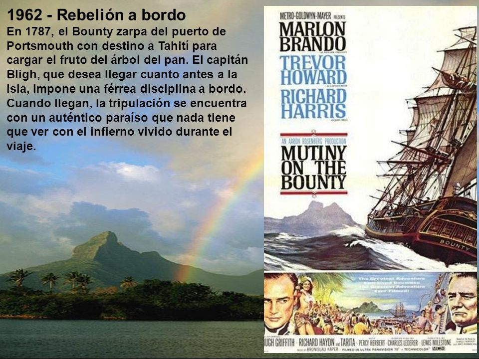 1962 - Rebelión a bordo