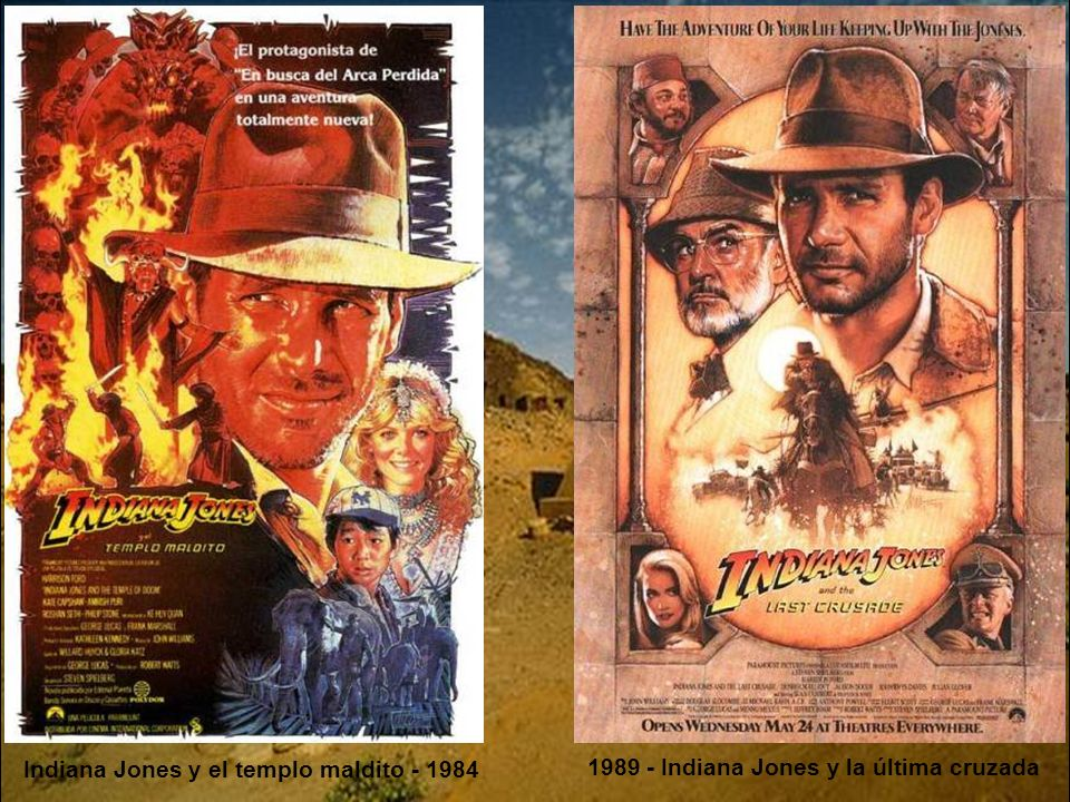 Indiana Jones y el templo maldito - 1984