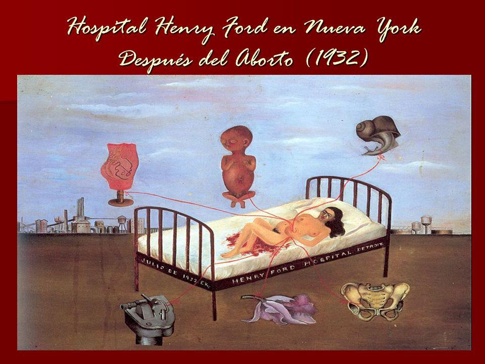 Hospital Henry Ford en Nueva York Después del Aborto (1932)