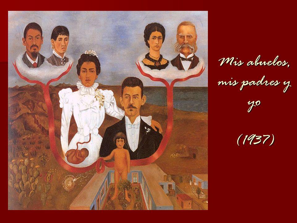 Mis abuelos, mis padres y yo (1937)