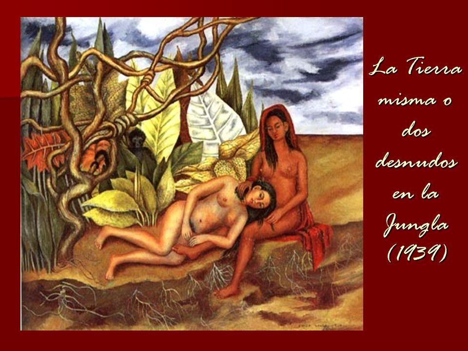 La Tierra misma o dos desnudos en la Jungla (1939)