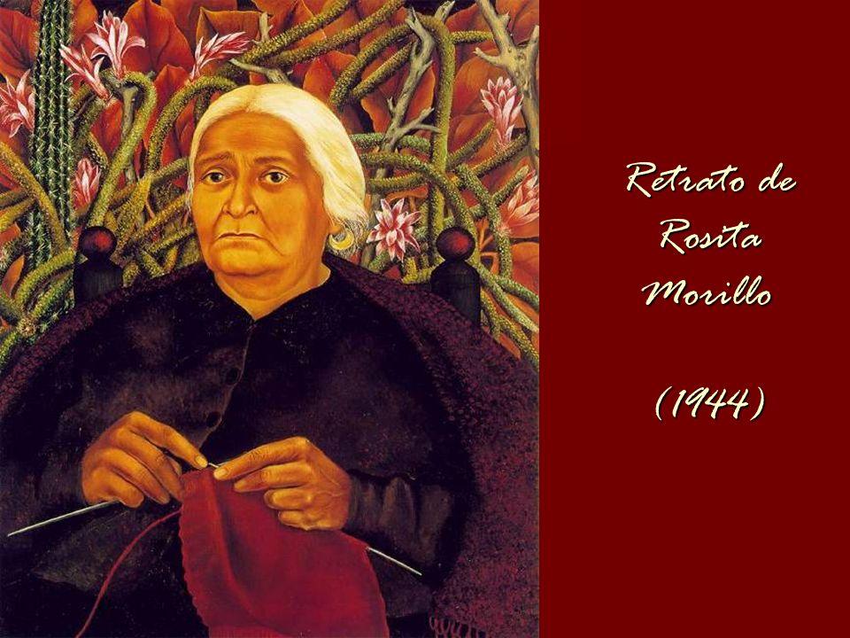 Retrato de Rosita Morillo (1944)