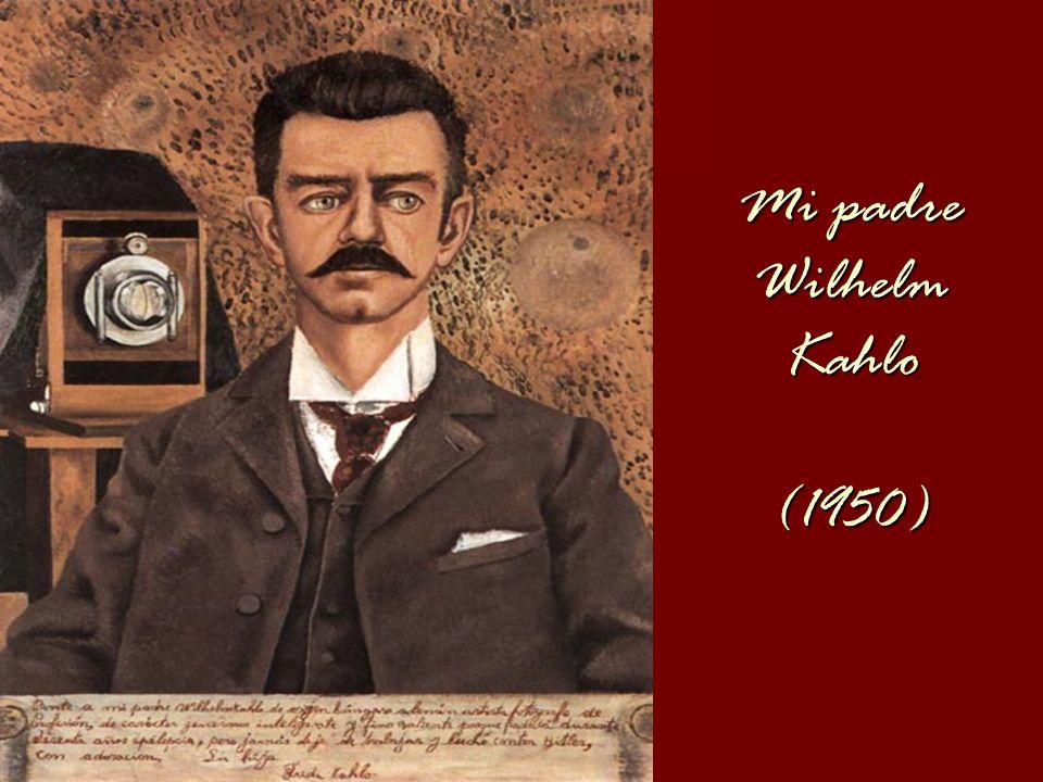Mi padre Wilhelm Kahlo (1950)