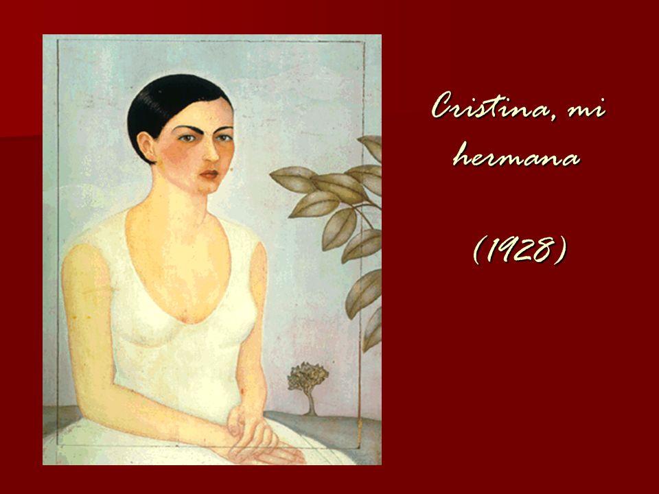 Cristina, mi hermana (1928)