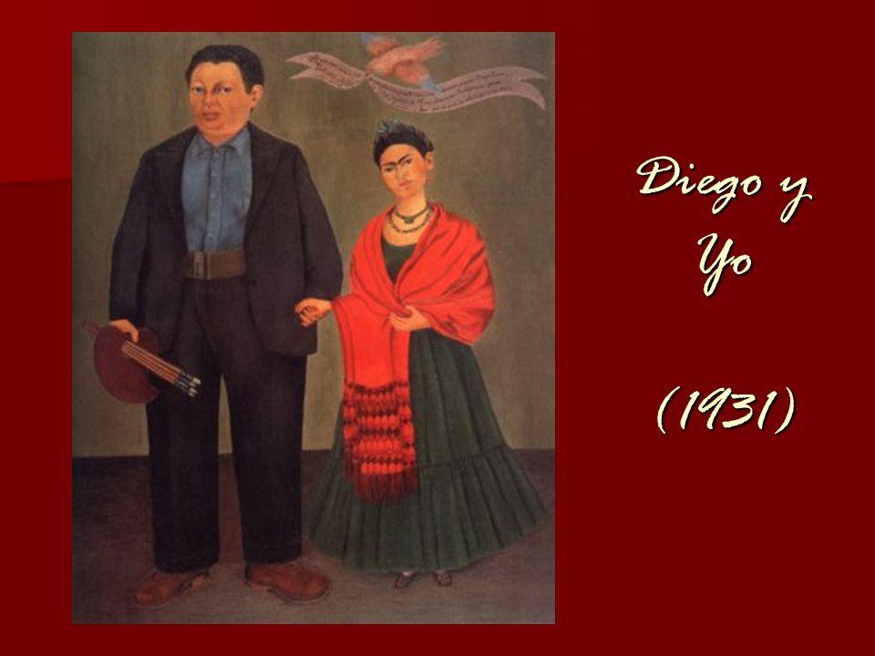 Diego y Yo (1931)