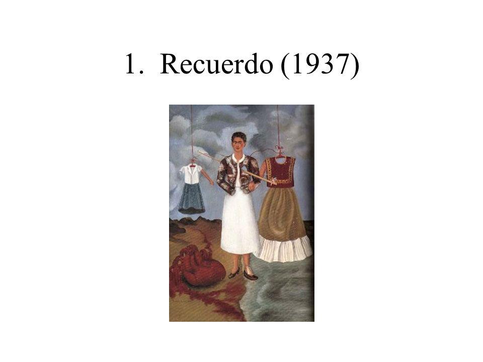 1. Recuerdo (1937)