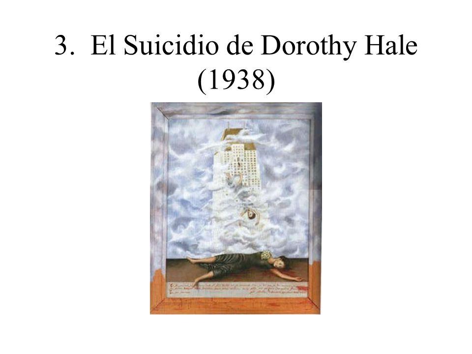 3. El Suicidio de Dorothy Hale (1938)