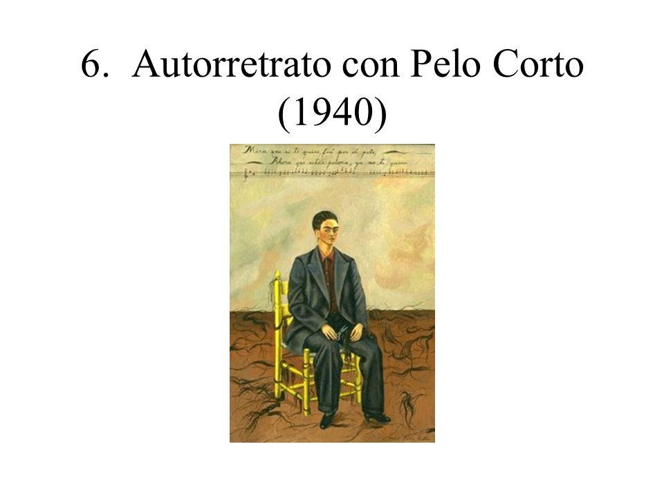6. Autorretrato con Pelo Corto (1940)