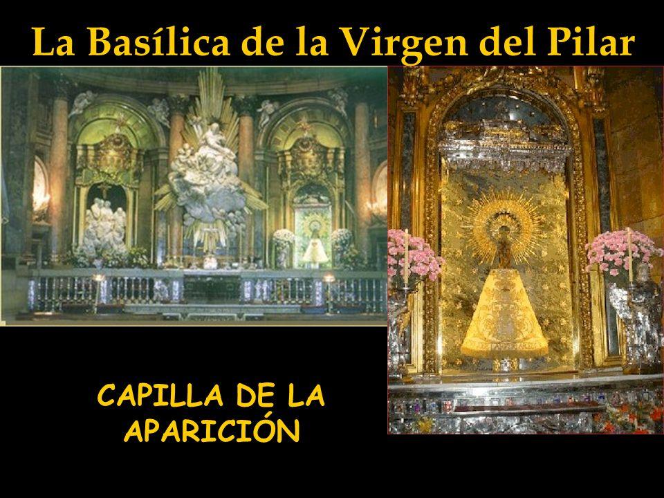 CAPILLA DE LA APARICIÓN