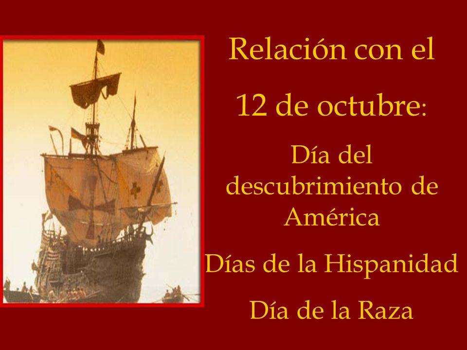 Día del descubrimiento de América