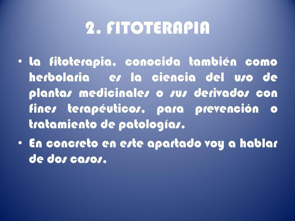2. FITOTERAPIA