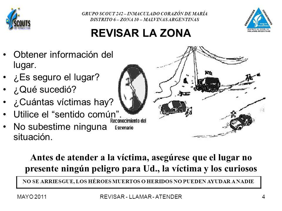 NO SE ARRIESGUE, LOS HÉROES MUERTOS O HERIDOS NO PUEDEN AYUDAR A NADIE