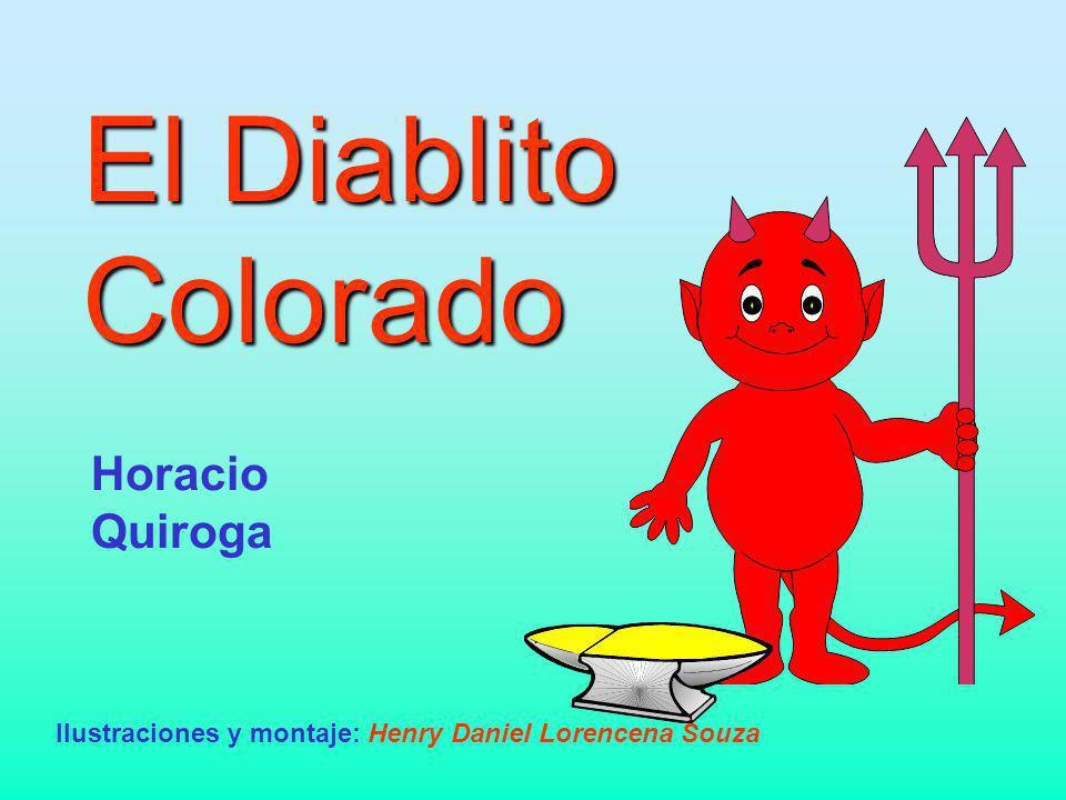 El Diablito Colorado Horacio Quiroga