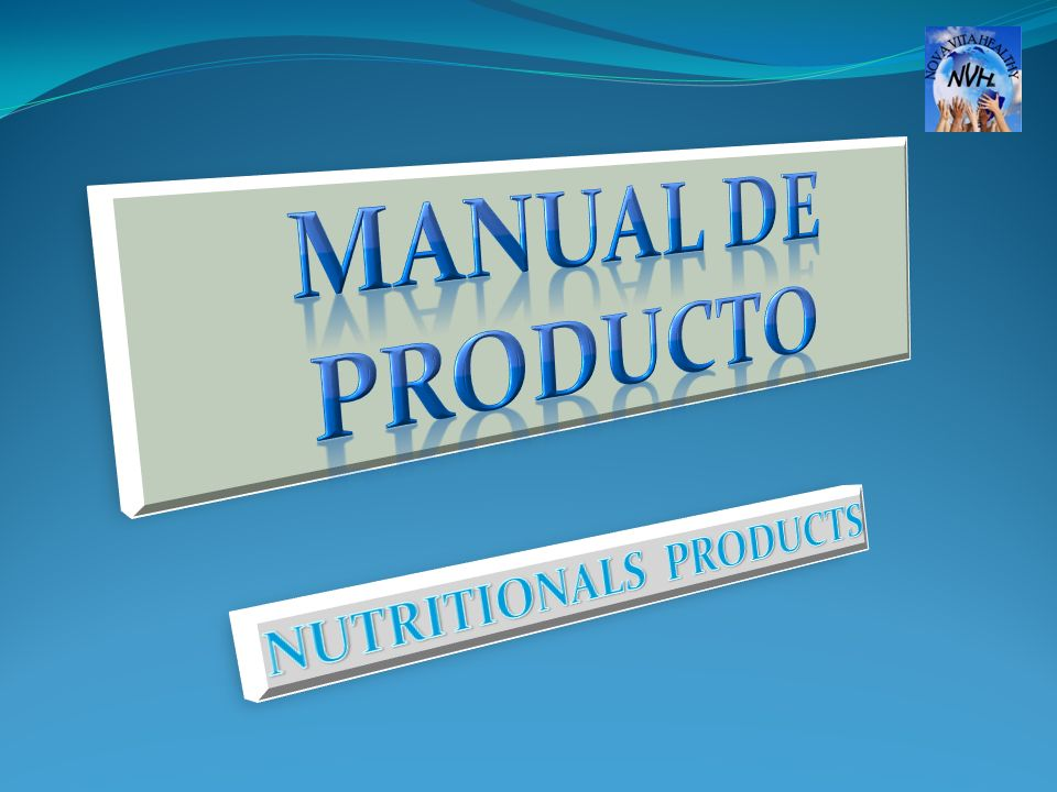 NUTRITIONALS PRODUCTS