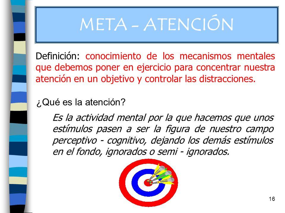 META - ATENCIÓN