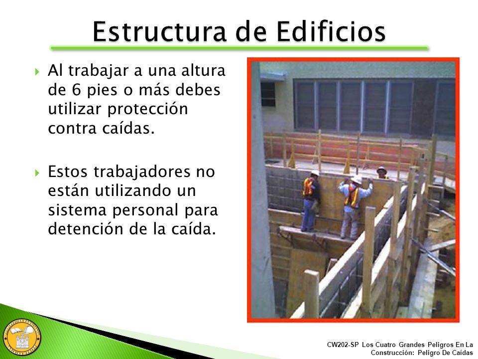 Estructura de Edificios