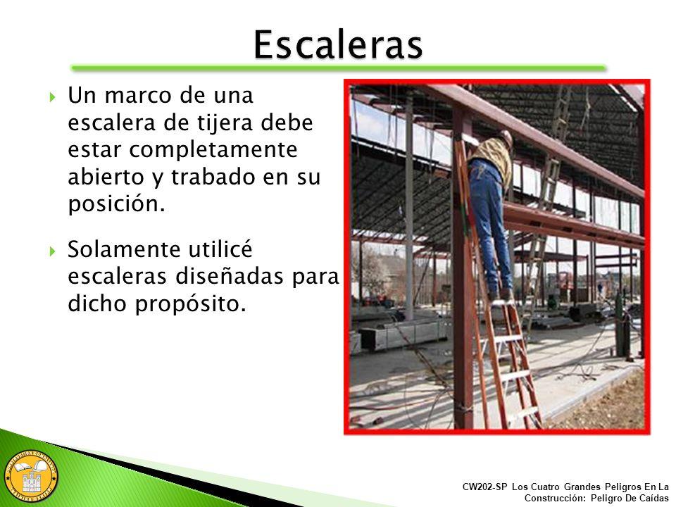 LOS CUATRO GRANDES PELIGOS DE LA CONSTRUCCION: PELIGRO DE CAIDAS