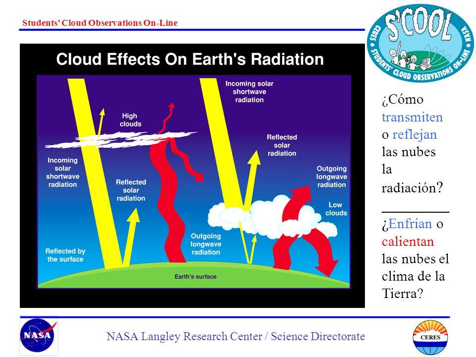 ¿Enfrían o calientan las nubes el clima de la Tierra