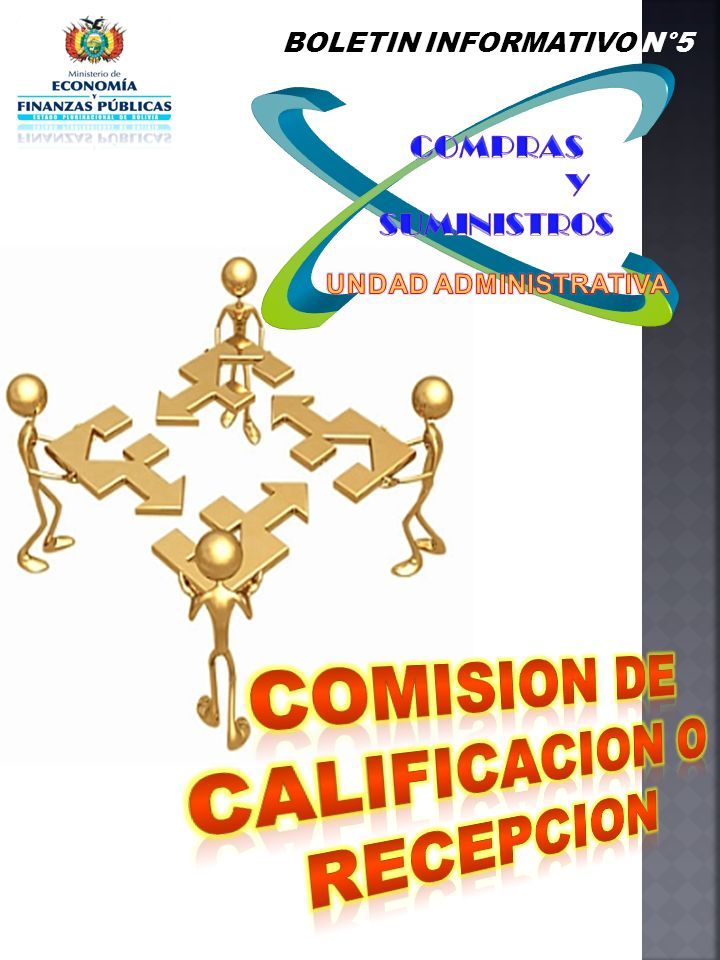COMISION DE CALIFICACION O RECEPCION