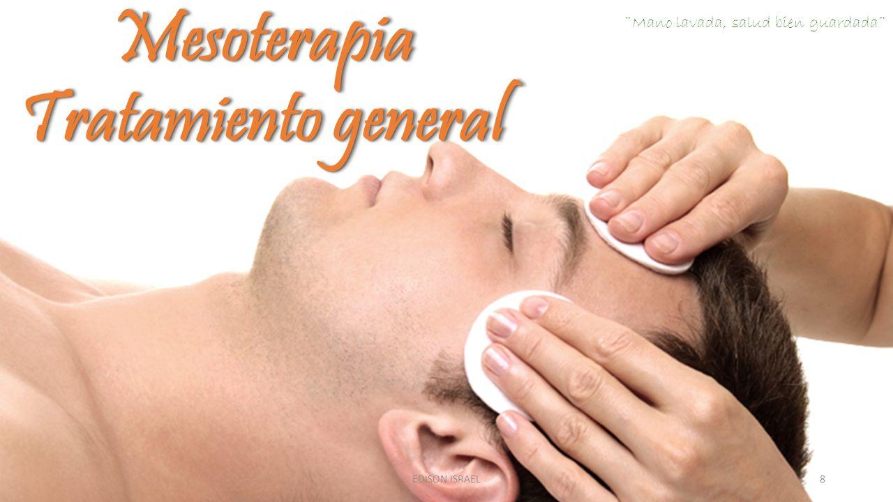 Mesoterapia Tratamiento general