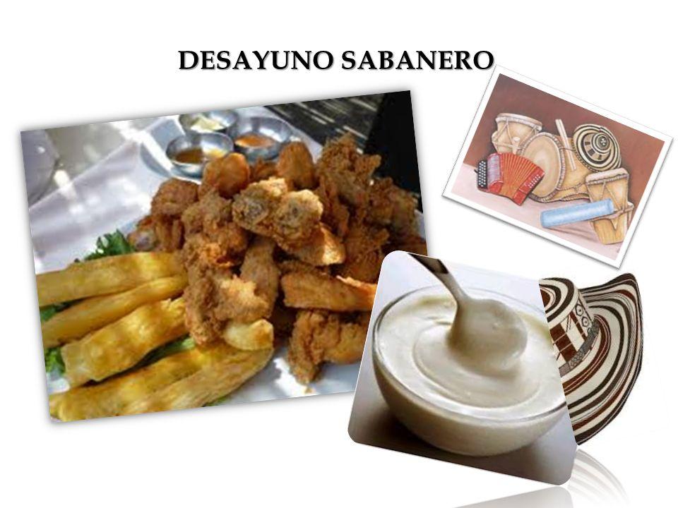 DESAYUNO SABANERO