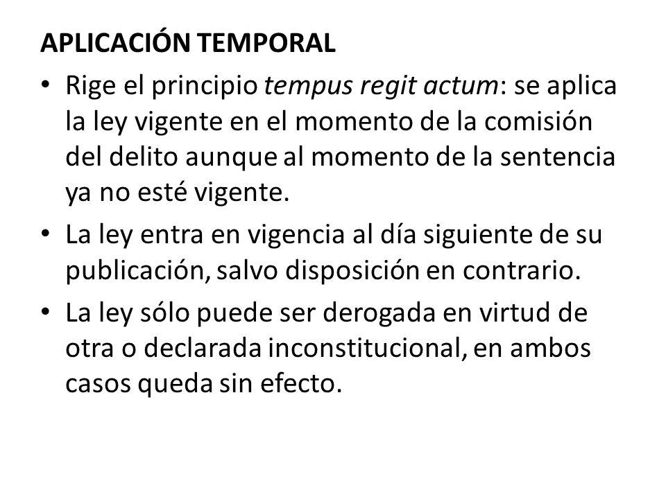 APLICACIÓN TEMPORAL