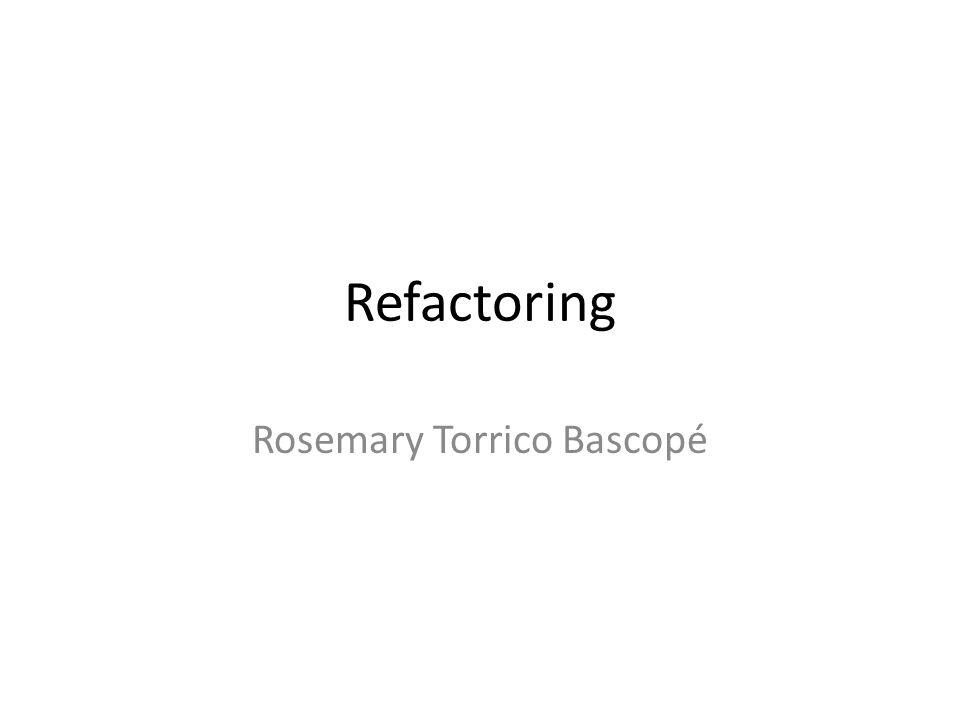 Rosemary Torrico Bascopé