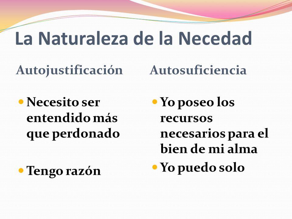 La Naturaleza de la Necedad