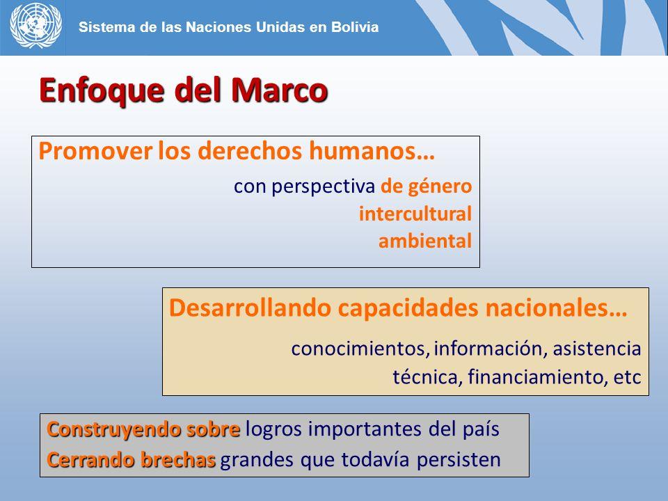Sistema de las Naciones Unidas en Bolivia
