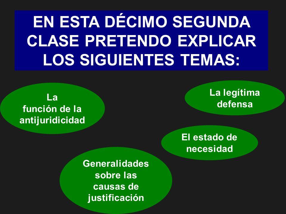 EN ESTA DÉCIMO SEGUNDA CLASE PRETENDO EXPLICAR LOS SIGUIENTES TEMAS: