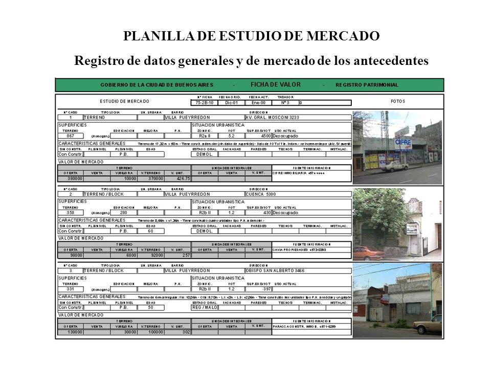 PLANILLA DE ESTUDIO DE MERCADO